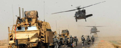 Army Convoy Operations