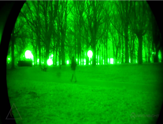 NightVisionGooggles: Night Driving Operations