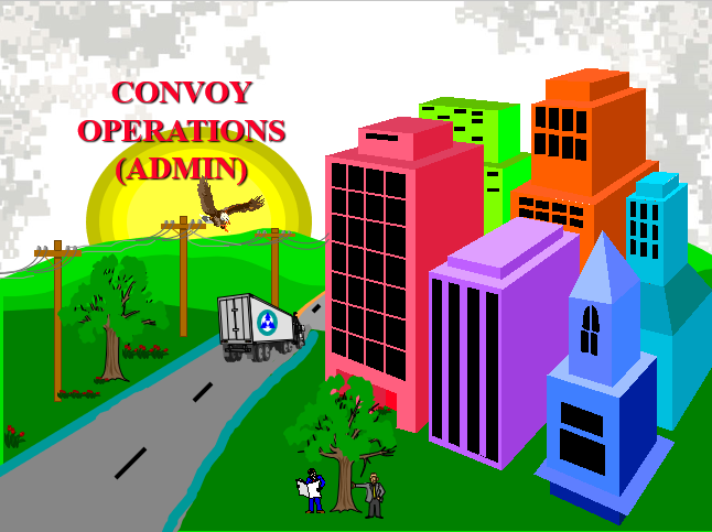 Convoy OPS Admin