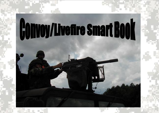 Convoy Smartbook