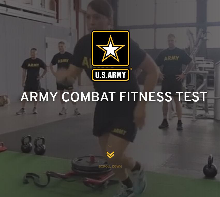 Army ACFT FY20 Standards (As of 1 Oct 19)