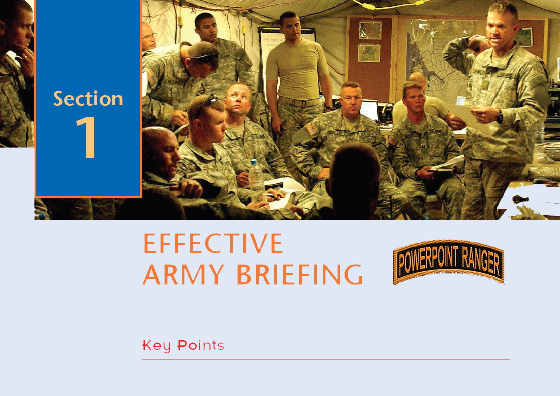 collecting authoritative opinions and facts is part of which briefing preparation step
