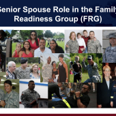 Senior Spouse Role in the Family Readiness Group